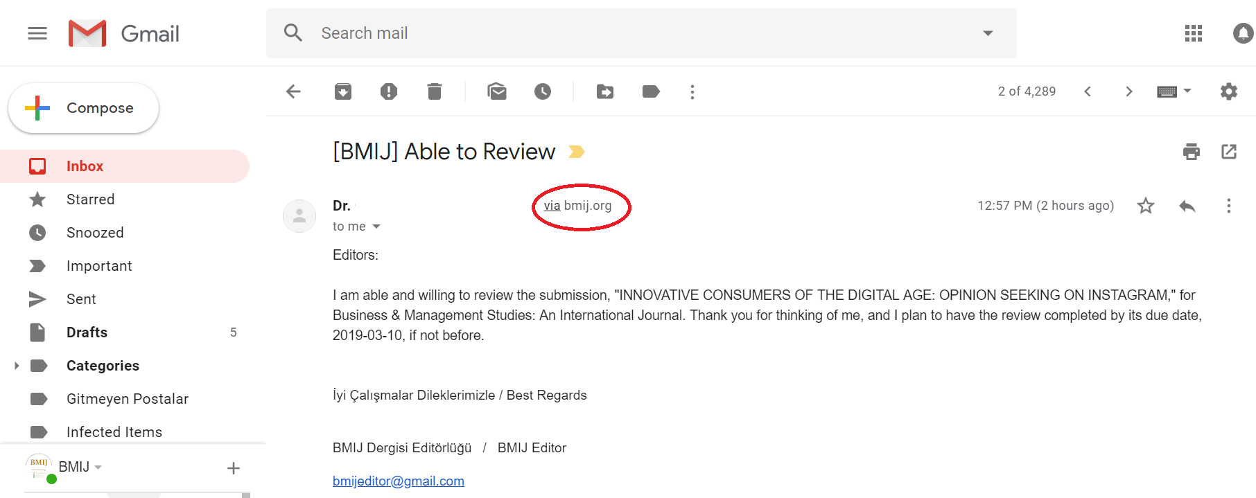 Sending Mail Via Web Page Doesn T Appear In The Gmail Sent