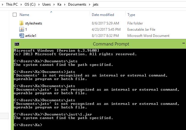 DOCX to JATS XML converter - Community Showcase - PKP