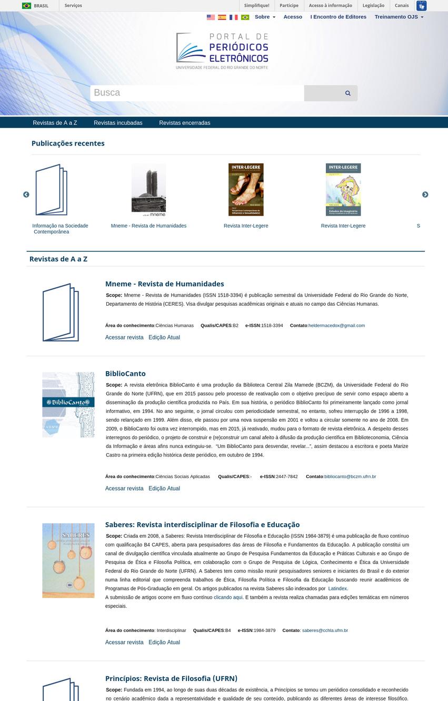 Portals, forums: a selection of sites