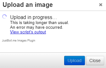 Couldn't Upload Image in Footer OJS 3 0 2 - Questions - PKP