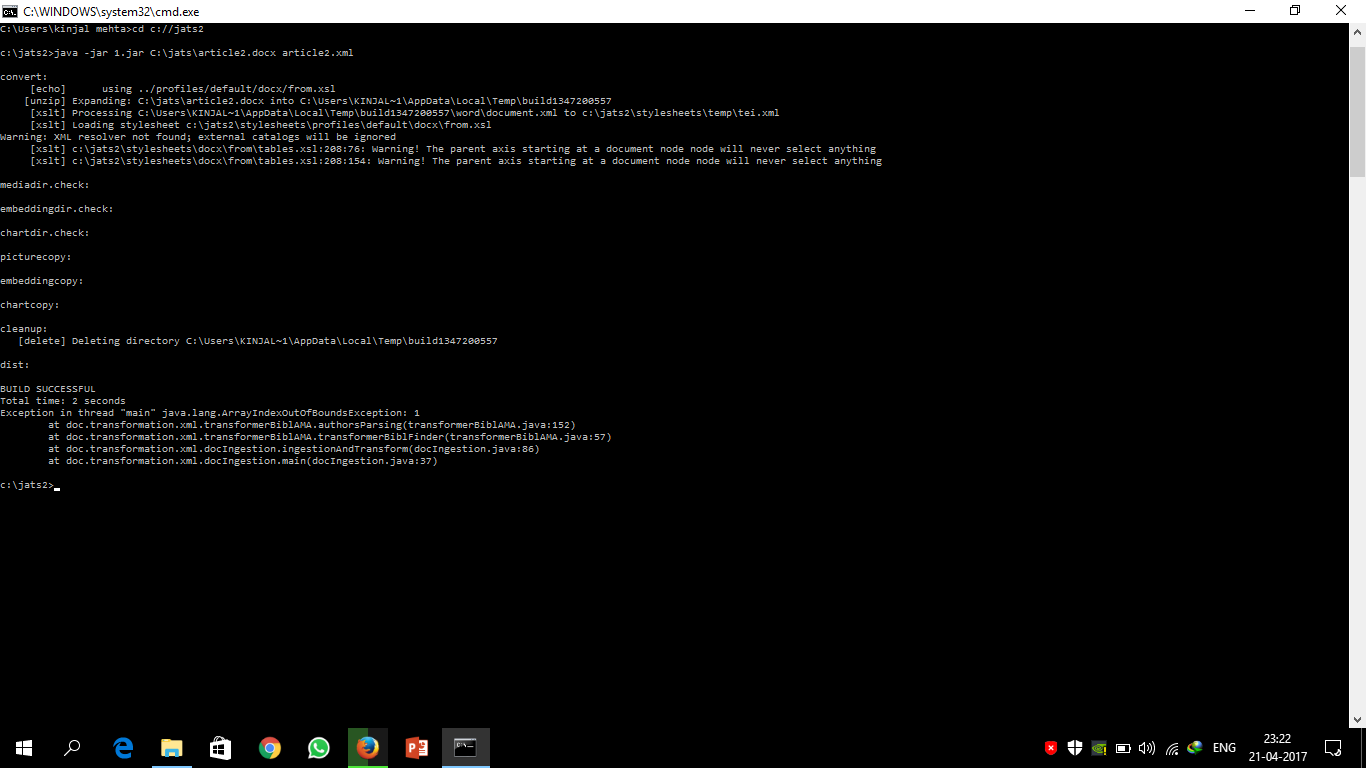 DOCX to JATS XML converter - Community Showcase - PKP Community Forum